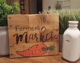 FARMERS MARKET 11.5 X 10