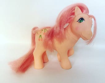 Vintage 1980s Generation 1 Hasbro My Little Pony - Cherries Jubilee