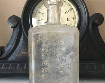 Oriental Cream Bottle