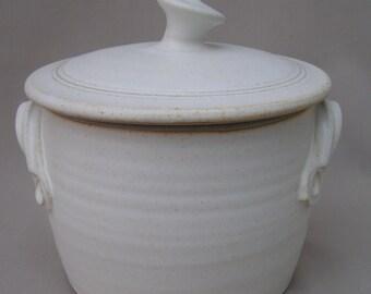 Hand made casserole dish