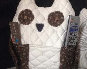 Pillow door remote OWL or cat