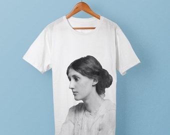 Virginia Woolf Shirt - Vintage