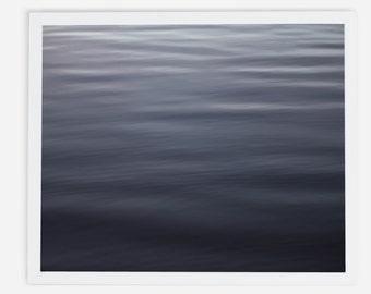 Water, framed print