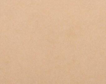 Felt - craft felt Brown / light brown / sand 1 mm 40 x 45 cm