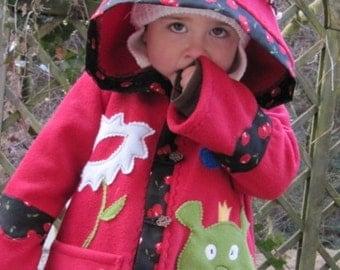 Tip jacket, coat, Caterpillar