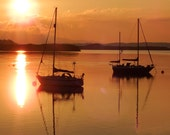 Sunset at Connel, Oban, A...