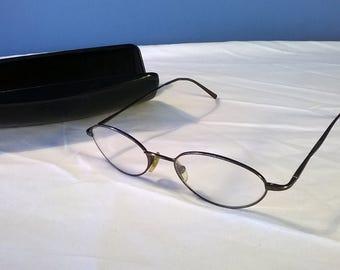 Vintage Calvin Klein 135 Eyeglasses
