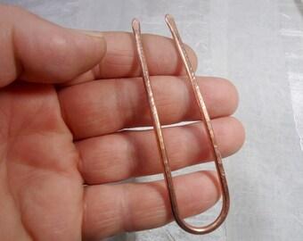 A copper wire! Copper wire! The fork! Metal work..