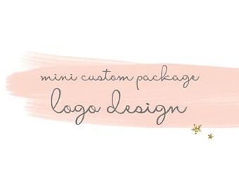 Mini Custom Logo Design Package
