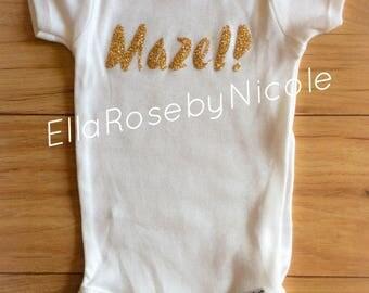 Jewish Baby, Mazel onesie, Baby, Baby onesie, Onesie, Newborn, Jewish, Adorable, Baby gift, New baby, Bodysuit