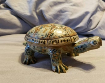 Turtle Jewelry Dish