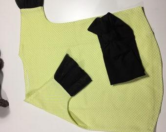 Tulip sleeve tshirt