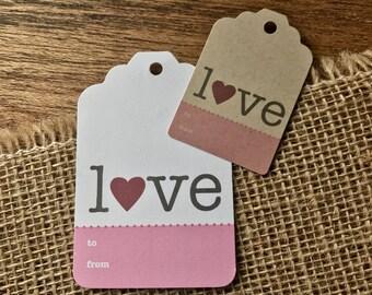 Valentines Tag - Love 3