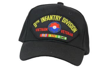 9th Infantry Division Vietnam Veteran Cap