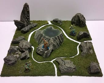 Interlocking Scatter Terrain
