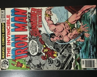 The Invincible Iron man 120