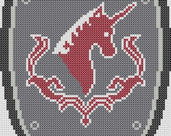 FFXIV House Fortemps Shield