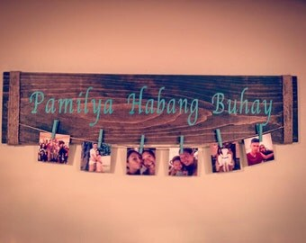Customized Hanging Picture Wall Decor