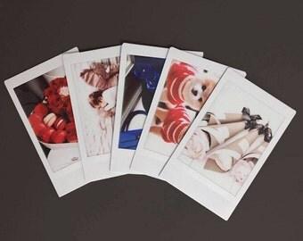 Custom Real Polaroid Prints - FREE postage!