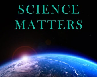 Protest Postcards - Science Matters - Sierra Club