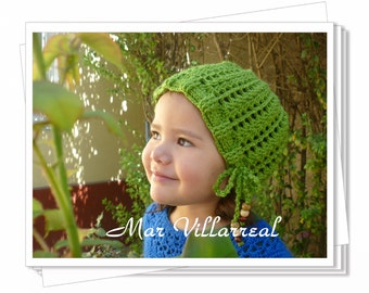 "Hat model ""Antonella"""