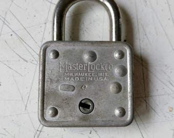 Vintage Master Lock 66