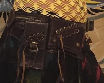 Adrian Leather Utility Hip Belt
