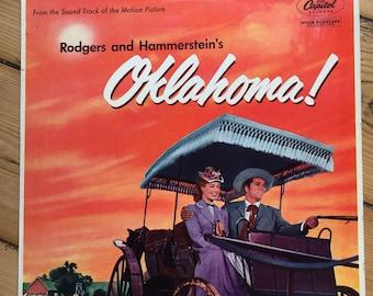 Oklahoma - Original Soundtrack - Vinyl (Gordon MacRae)