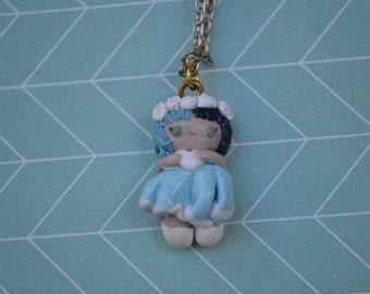 Custom Chibi Necklace