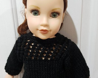Lace Jumper - Journey Girl Doll