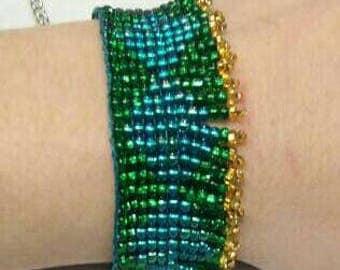 Ol' Cabaret-Unique Fringe Bracelet