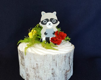 Forest Friends Diaper Cake, Woodland Animals,Diaper Cake Centerpiece,Baby Shower,Sprinkle Shower,Diaper Raffle,Shower Table Decorations
