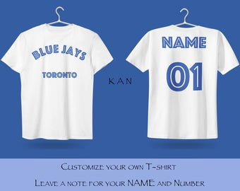Blue Jays Unisex T shirt,T Shirts For Men,T Shirts For Women,T Shirt For Youth,Street T-shirts Hipster T Shirt Customize Gift T Shirt