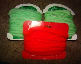 SALE Yarn Gift Tye
