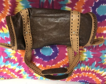 Barrel purse