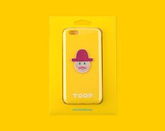 TOOF PATCH iPHONE CASE- benji