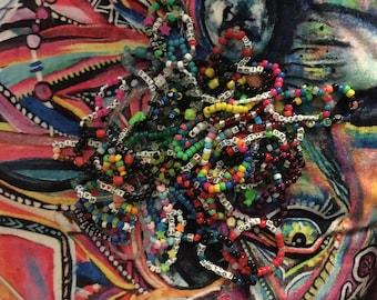 5 Random Single Kandi Bracelets