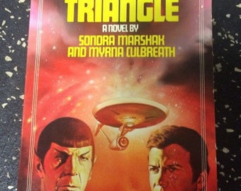 Star Trek: Triangle Novel