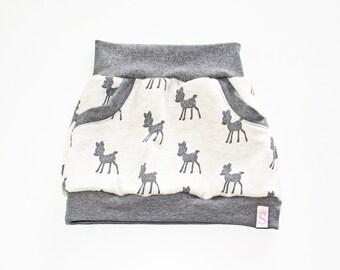 Girls skirt, mini-skirt, Bambi, 3T, 4T