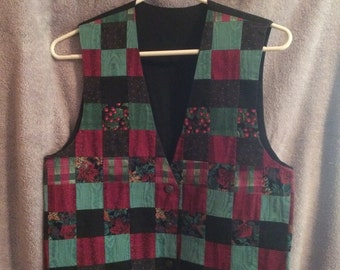 Womens Quilted Vest