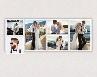 Facebook Timeline Cover - Template for Photographers F06
