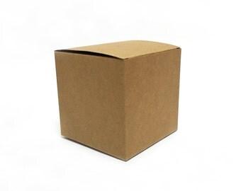 Kraft Box - Assorted Sizes