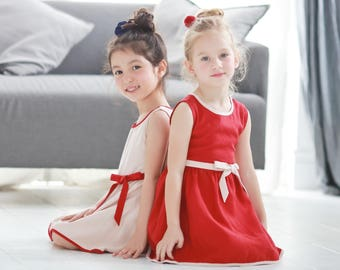 Adult Version-Mother & Daughter Matching Dress-Butterfly Swing Dress