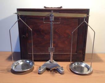 vintage industrial design precision balance