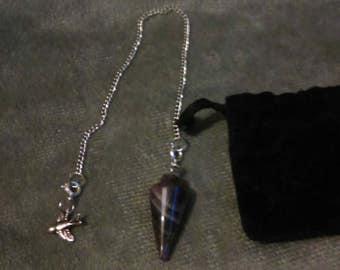 Amythyst Pendulum