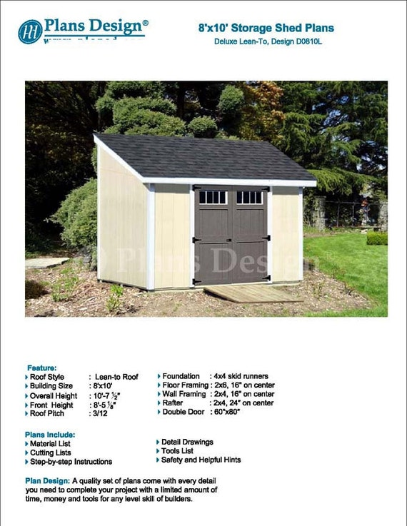 garden sheds 7 x 10 8 x 10 garden storage lean to shed