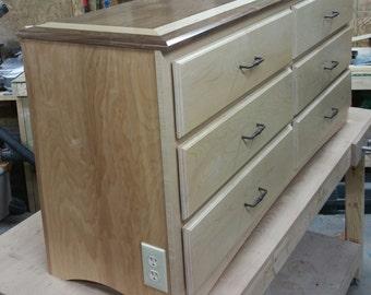 Custom Dresser/Drawer Chest