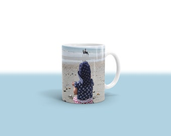 PERSONALISED Photo Mug, Your photo on a Tea Mug, Coffee Mug, Coffee Cup