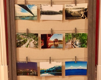 Bridges I've Crossed (Photo Wall)