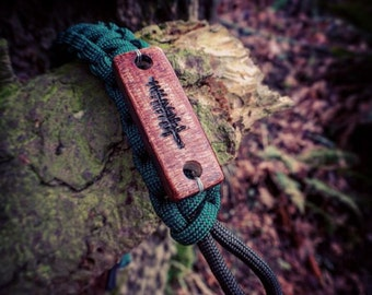 550 Paracord Outinoregon Bracelet
